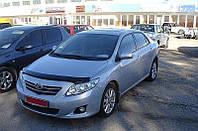 Мухобойка,дефлектор капота Toyota Corolla 2008-2012 (EGR)