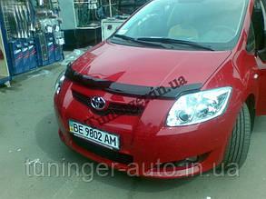 Мухобойка,дефлектор капота Toyota Auris HB 2007-2009 (EGR)