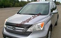 Мухобойка,Дефлектор капота Honda C-RV 2007-2010