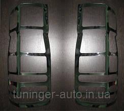 Окантовка задних стопов Mercedes Sprinter W906 2006+