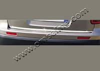 Хром накладка кромки багажника Mitsubishi Lancer X 2007-