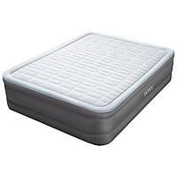 Велюровая кровать Intex 64474 (152х203х46 см)