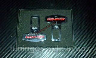 Заглушки в ремни безопасности Honda
