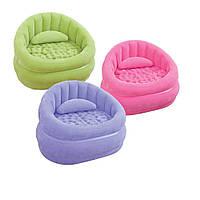 Надувное кресло Intex 68563 (91х102х65 см)