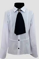 Шкільна блузка для дівчинки: 0365