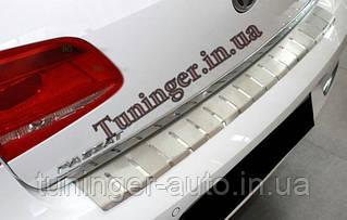 Защитная накладка на верхнюю часть заднего бампера Volkswagen Passat B7