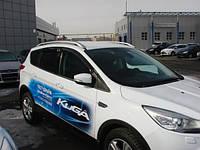 Ветровики, дефлекторы окон Ford Kuga 2013-
