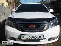 Мухобойка,дефлектор капота Geely Emgrand EC7 2009г.+