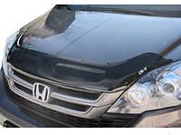 Мухобойка, дефлектор капота Honda CR-V 2010-2013