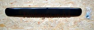 Зимняя накладка на решетку радиатора Deawoo Lanos Т-100; Т-150 (Низ) 1997+