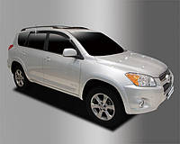 Ветровики, дефлекторы окон Toyota Rav 4 2006-2013  (Autoclover), фото 1