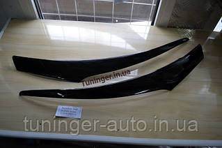 Реснички на фары Hyundai Accent 2010+