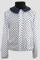 Шкільна блузка для дівчинки: 0285 140