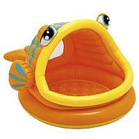 Детский бассейн надувной Intex 57109 (124х109х71 см)