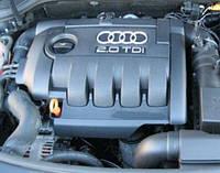 Двигатель Audi A3 2.0 TDI, 2006-2008 тип мотора BUY, фото 1