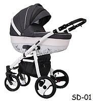 Дитяча коляска Coletto Savona Decor