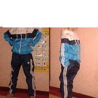 Детский спортивный костюм из плащевки хорошего качества