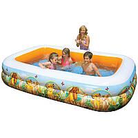 Детский бассейн надувной Intex 57492 (262х175х56 см)