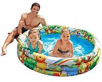 Детский бассейн надувной Intex 58915 (147х33 см)