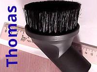 Запчастини Томас насадка кругла щітка пензлик для пилососа Thomas Twin Aquafilter, Aquabox XT XS, Perfect Air, фото 1