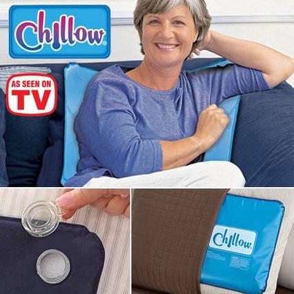 Охлаждающая подушка Сhillow , фото 2