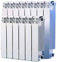 Радиатор биметаллический Bitherm 350/80. Крутим секции. Надежная упаковка. Быстрая доставка.