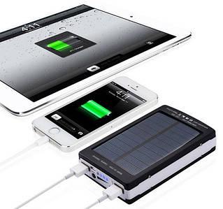 Солнечное Зарядное устройство Power Bank-15000 mAh