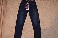 Джинсовые легинсы для девочек  Grace 134-164 см