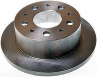Тормозной диск задний Protechnic на Fiat Ducato