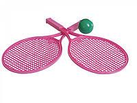 Набор игрушечный для тенниса большой  0380 ТехноК