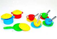 Посудка игрушечная Маринка 1 0687 ТехноК