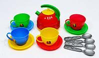 Посудка игрушечная Маринка 4 0878 ТехноК