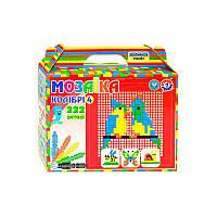 Развивающая игра Мозайка Колибри 4 1073 ТехноК