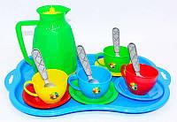 Посудка игрушечная Маринка 9 1295 ТехноК