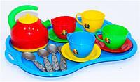 Посудка игрушечная Маринка 6 1301 ТехноК