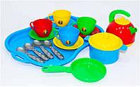 Посудка игрушечная Маринка 7 1400 ТехноК