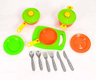 Набор игрушечной посуды №1 3251 ТехноК