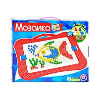 Развивающая игра Мозайка 4 /340 деталей/ 3367 ТехноК
