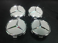 Mercedes CLK Колпачки в оригинальные диски 71 мм