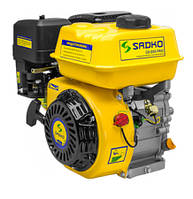 Двигатель бензиновый Sadko GE-200 PRO (воздушный фильтр в масляной ванне)