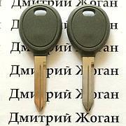 Ключ для Dodge (Додж) c чипом ID46