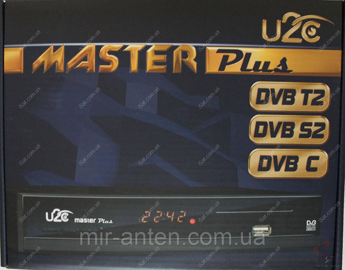 U2C Master Plus DVB-T2/S2