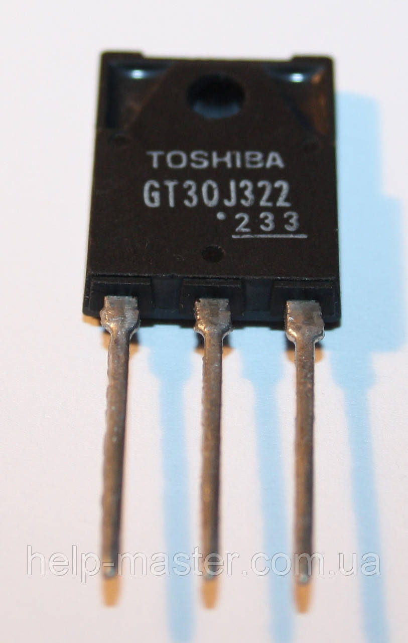 GT30J322; (TO-3PN)