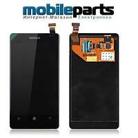 Оригинальный Модуль (дисплей+сенсор) для Nokia Lumia 625 + Рамка