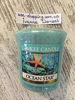 "Аромосвеча ""Океанская звезда"" Yankee Candle"