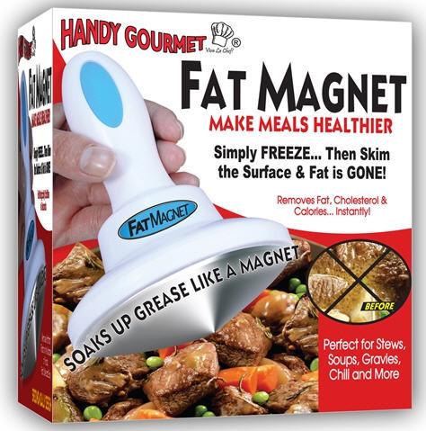 Магніт для видалення жиру Fat Magnet