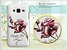 """Samsung J3 2016 J320 противоударный силиконовый УЛЬТРАТОНКИЙ TPU чехол накладка  с принтом рисунком 3D """"AWT"""", фото 8"""