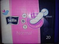 Гигиенические прокладки Bella Normal Softiplait Air 20 штук