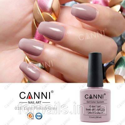 Гель-лак Canni 018