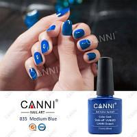 Гель-лак Canni 035, 7.3 мл